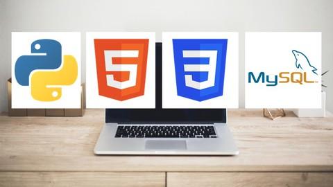 Python sin fronteras: HTML, CSS, Flask y MySQL