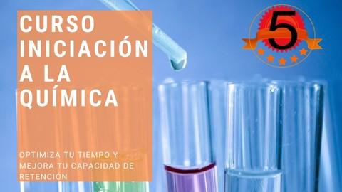 Química: Curso de Iniciación Paso a Paso