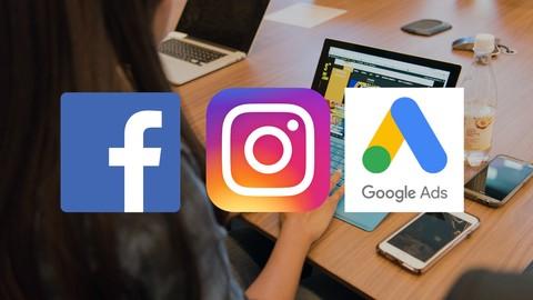 Redacción de anuncios para Facebook, Instagram y Google Ads