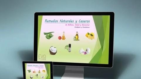 Remedios Naturales y Caseros de Salud, Belleza y Bienestar