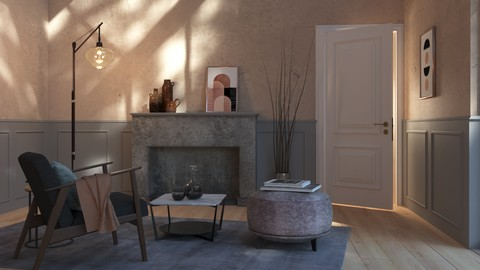 Renders Arquitectónicos: 3ds Max + V-Ray