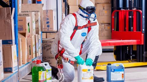 Riesgo Químico (Manejo seguro de sustancias químicas )