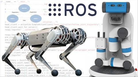 Robótica : Programación de Robots con ROS