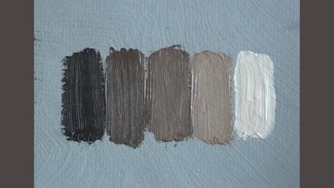 SEGUNDA PARTE - Fundamentos de la Pintura al Oleo