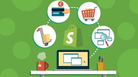Shopify - Crea tu propia tienda en línea. Paso a Paso