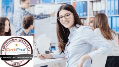 Simulador de examen - CSFPC (Cyber Security Foundation)