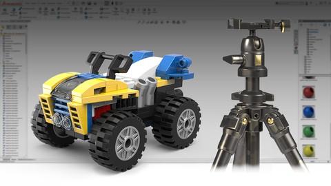 SolidWorks para Diseñadores · Introducción al Modelado 3D