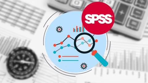 SPSS, se experto en análisis estadístico (basico-intermedio)