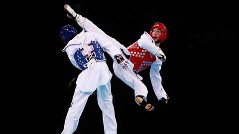 Taekwondo-Tácticas de combate avanzado