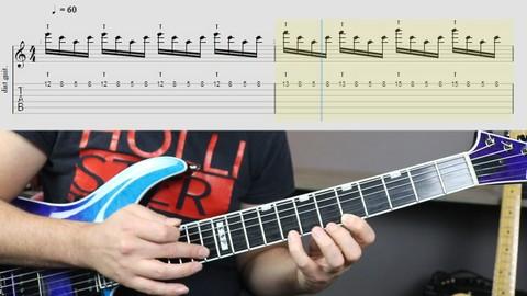 Técnica de Guitarra! Pentatónicas, Sweep picking, Tapping...
