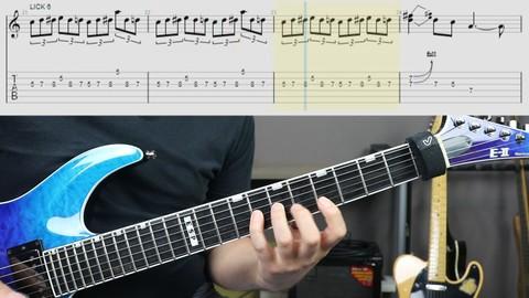 Teoría y Ejercicios de Pentatónicas para Guitarra Eléctrica!