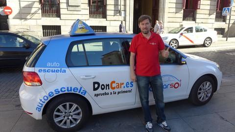Teórico intensivo para aprender a conducir, DonCar