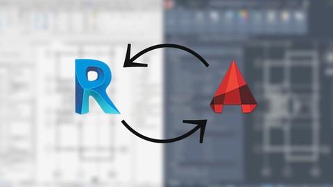 Trabajo colaborativo entre REVIT y AUTOCAD