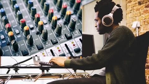 Uso de consolas mezcladoras de audio (mixers)