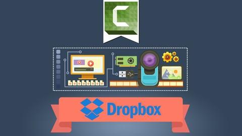 Utiliza DropBox-Camtasia como aplicaciones para Publicacion.
