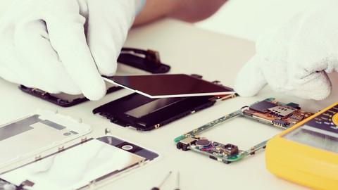 Video curso Reparación de celulares y tablets