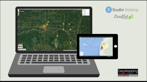 Visores de Mapas Web Interactivos con RStudio