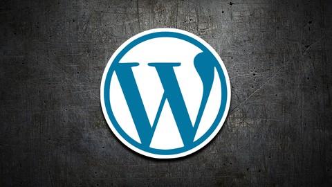 WordPress 2020: ¡Crea tu web Profesional de 0 a Experto!