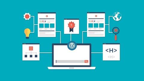 WordPress: Crea sitios web, e-commerce y blogs