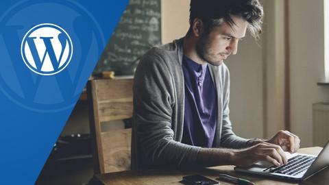 Wordpress — ¡Hazte Experto y Crea Tu Propia Web Profesional!