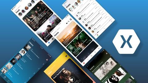 Xamarin Forms: Crea Apps Android, iOS y Windows con C#!